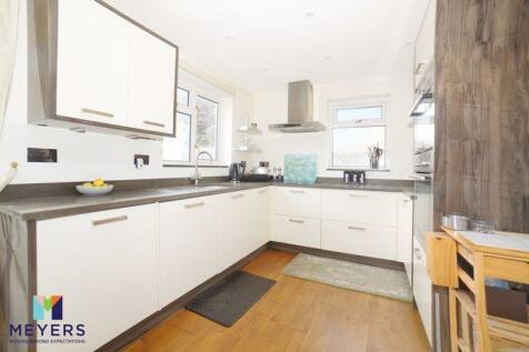 Alder Road, Branksome, Poole, BH12. 3 bedroom detached house