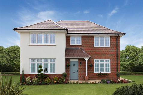 Carnegie Court, Bassaleg, PLOT 150 Deer Park Lane. 4 bedroom detached house for sale
