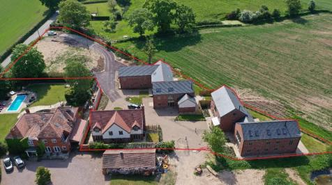 Tilston Road, Malpas, Cheshire, SY14. Land for sale
