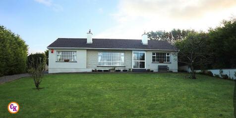 Ballina, Mayo. 4 bedroom detached house for sale