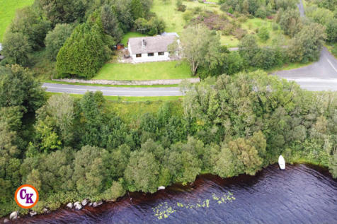 Foxford, Mayo. 4 bedroom detached house