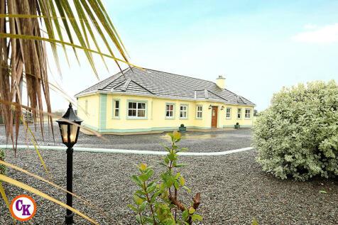 Lahardaun, Mayo. 4 bedroom detached house for sale