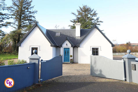 Foxford, Mayo. 4 bedroom detached house for sale