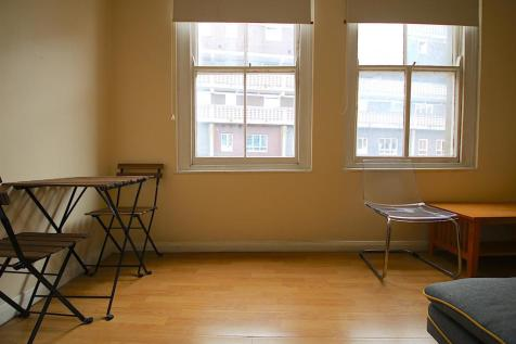 Middlesex Street, London. 1 bedroom flat