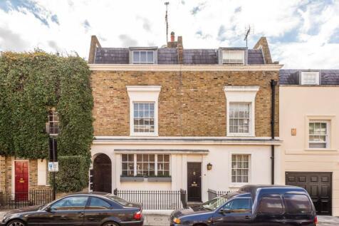 Graham Terrace, Belgravia, London, SW1W. 4 bedroom house for sale