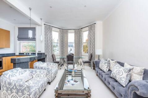 Egerton Gardens, Knightsbridge, London, SW3. 1 bedroom flat