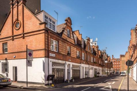 Holbein Mews, Chelsea, London, SW1W. 4 bedroom house