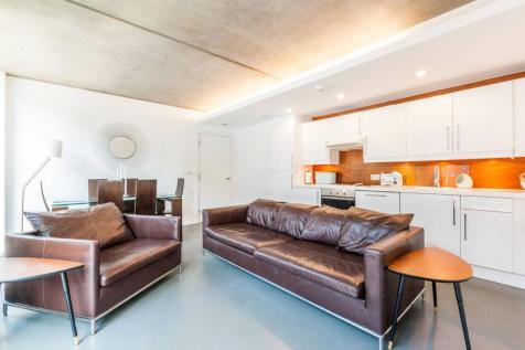 Christina Street, Shoreditch, London, EC2A. 2 bedroom flat