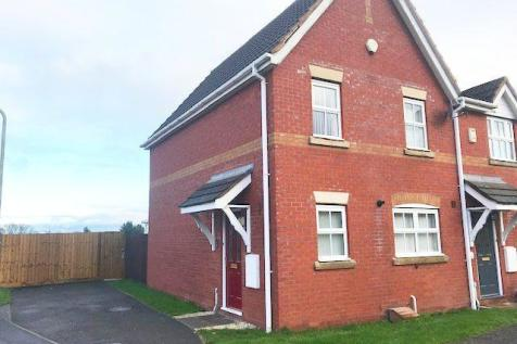 Ivy House Paddocks, Telford, TF1. 3 bedroom semi-detached house