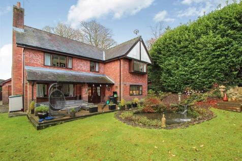 Stricklands Lane, Penwortham, Preston. 5 bedroom house