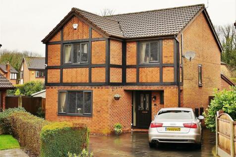 Ridge Way, Penwortham, Preston. 4 bedroom house