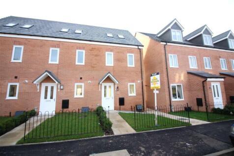 Brookwood Way, Waters Edge, Buckshaw Village, Chorley. 3 bedroom house