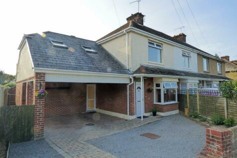 Borley Road, Creekmoor. 3 bedroom semi-detached house