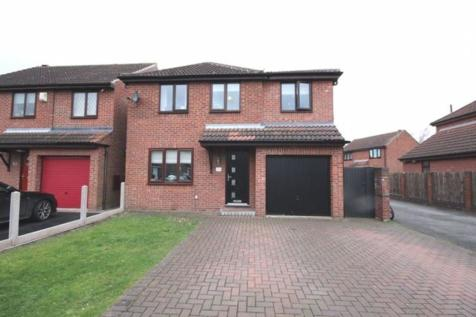 Westbourne Road, Selby. 4 bedroom detached house