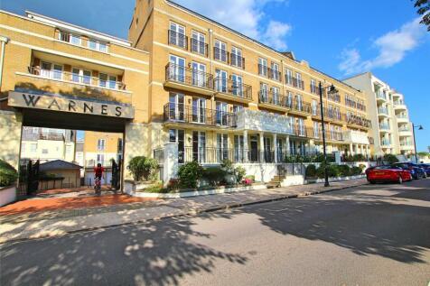 Warnes, Steyne Gardens, Worthing, West Sussex, BN11. 2 bedroom apartment for sale
