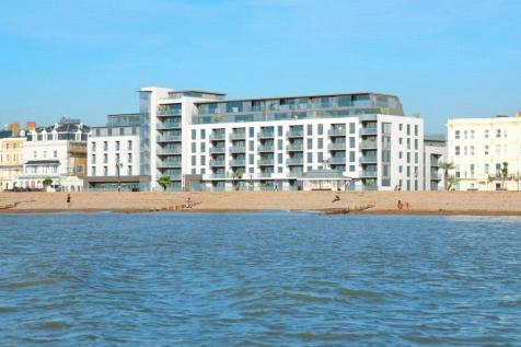 The Beach Residences, Marine Parade, Worthing, West Sussex, BN11. 3 bedroom apartment for sale