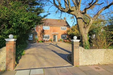 Broadwater Street West, Worthing, West Sussex, BN14. 5 bedroom detached house for sale