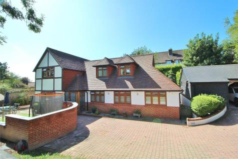 Mill Lane, High Salvington, Worthing, West Sussex, BN13. 4 bedroom detached house for sale