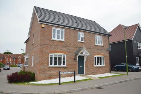 Cotswold Drive,Stevenage,SG1. 3 bedroom detached house
