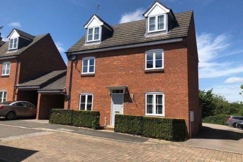 Snowshill Close, Middlemore, Daventry NN11 8AA. 4 bedroom detached house
