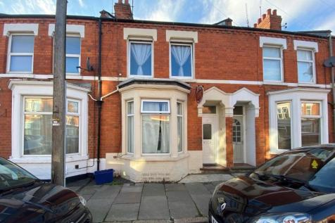 Clarke Road, Abington, Northampton NN1 4PL. 3 bedroom terraced house for sale