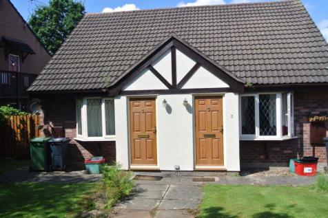 Cloverdale Firdale Park Northwich. 1 bedroom semi-detached house