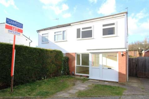 Baronsdale Close (Off Dales Road), Ipswich. 3 bedroom semi-detached house