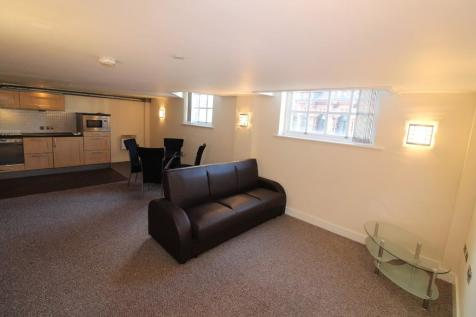 George Street, Nottingham, Nottinghamshire, NG1. 2 bedroom apartment