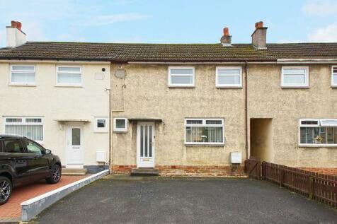 Teith Place, Kilmarnock, Ayrshire, KA1. 3 bedroom terraced house for sale