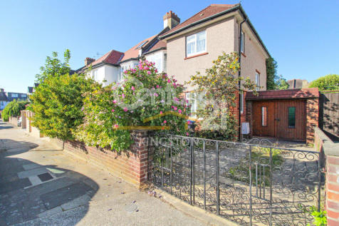 Neville Road, Kingston upon Thames, Surrey, KT1. 3 bedroom semi-detached house for sale