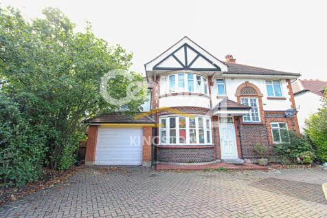 Malden Road, New Malden, Surrey, KT3. 8 bedroom detached house
