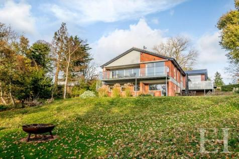 Woodbridge, Suffolk. 4 bedroom detached house for sale