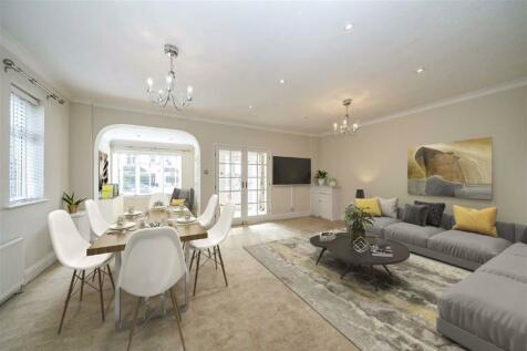 Sandridge Road, St. Albans, Hertfordshire. 3 bedroom detached house for sale