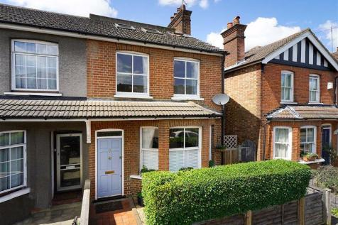 Woodstock Road South, St Albans, Hertfordshire. 4 bedroom semi-detached house for sale