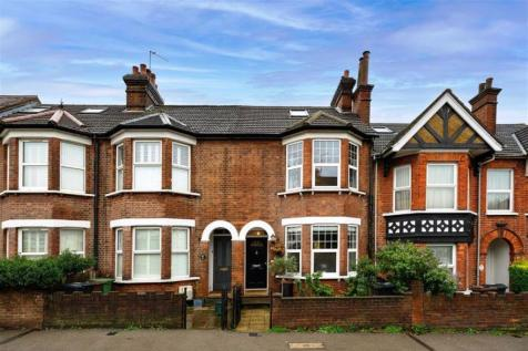 Watsons Walk, St. Albans, Hertfordshire. 4 bedroom terraced house for sale