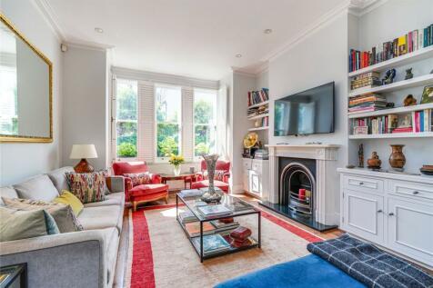 Dorville Crescent, Hammersmith, London, W6. 5 bedroom terraced house