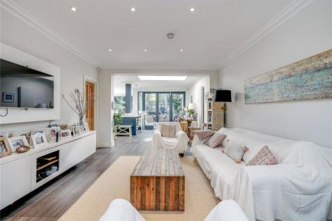Magdalen Road, London, SW18. 5 bedroom end of terrace house for sale