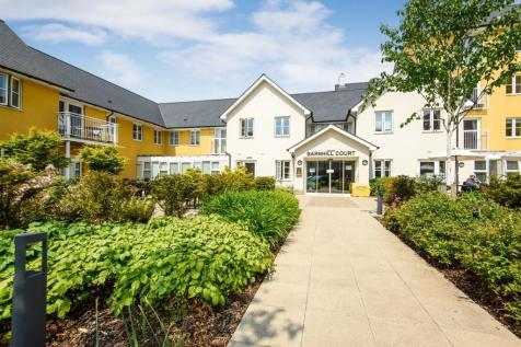 Barnhill Road, Chipping Sodbury, Bristol, BS37 6FG. 1 bedroom apartment for sale