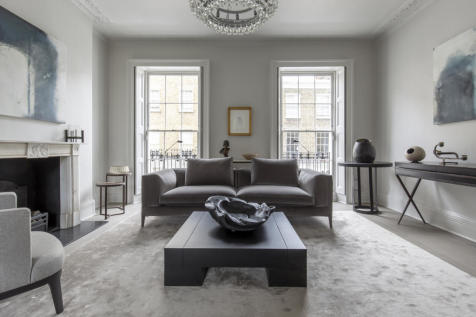 Alexander Place, London, SW7. 4 bedroom town house