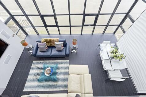 Thames Reach, 80 Rainville Road, Fulham, London, W6. 3 bedroom penthouse