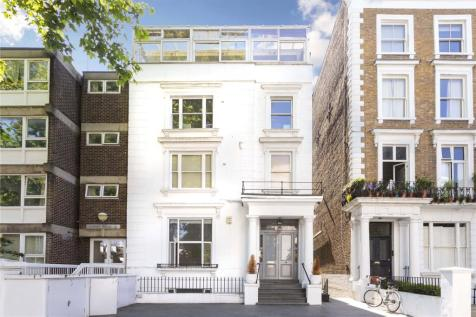 Alexander Street, Notting Hill, London, W2. 13 bedroom end of terrace house