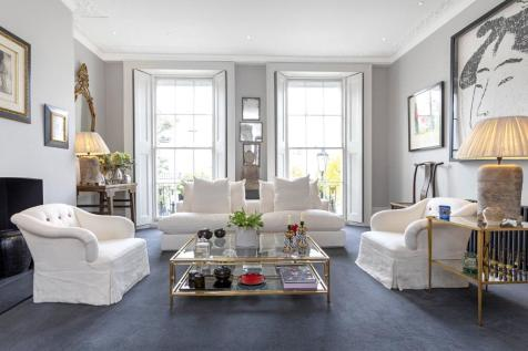 Chepstow Place, London, W2. 4 bedroom terraced house for sale