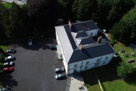 Pen Y Coed Mansion, Ffynnongain Lane, St Clears, Carmarthenshire, SA33. House for sale