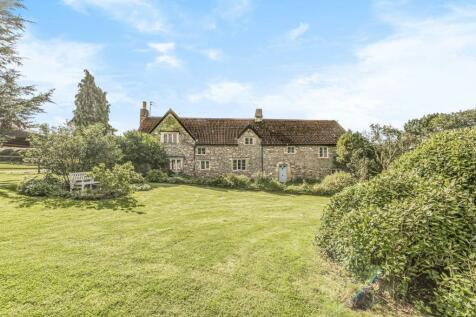 Upper Littleton, Chew Magna, Bristol, Somerset BS40. 5 bedroom detached house