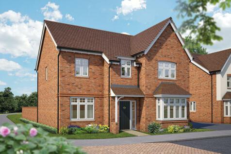 Crewe Road, Haslington, CW1. 5 bedroom detached house
