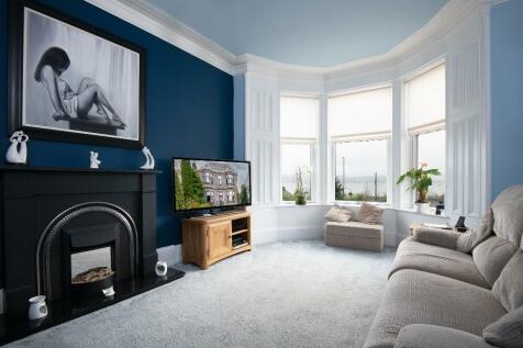 Reservoir Road, Greenock, Inverclyde, PA19. 5 bedroom detached house for sale