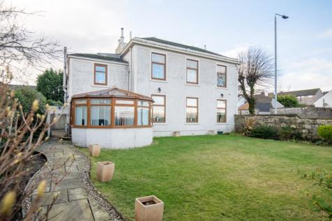 Esplanade, Greenock, Inverclyde, PA16. 4 bedroom detached house for sale