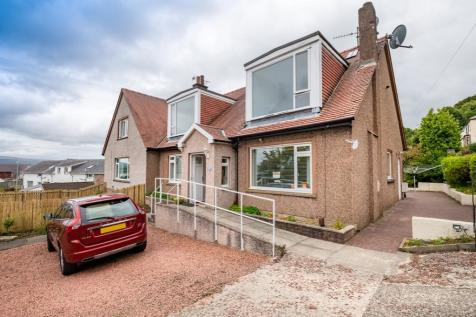 Drums Terrace, Greenock, Inverclyde, PA16. 5 bedroom semi-detached house for sale