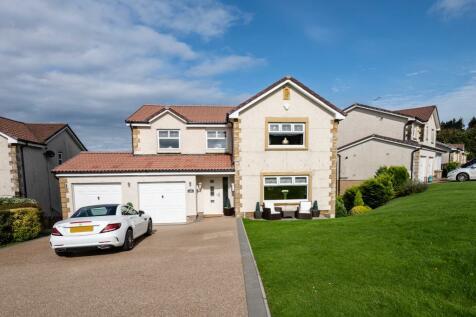 Finbraken Drive, Gourock, Renfrewshire, PA19. 5 bedroom detached house