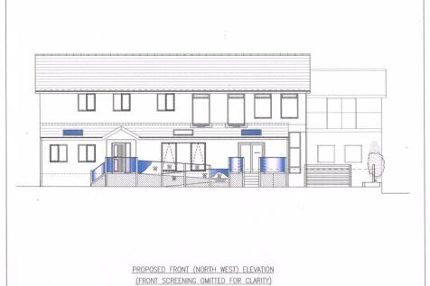 Development opportunity with full planning granted. 6 bedroom apartment for sale